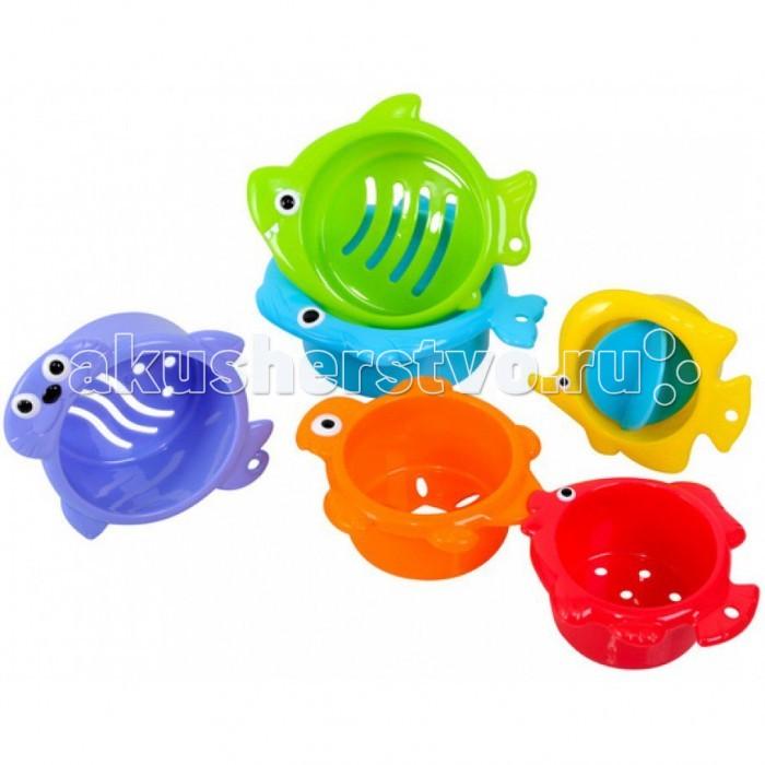 Игрушки для ванны Playgo Игровой набор для ванной