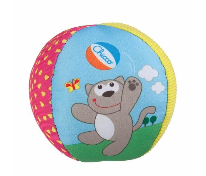 Мягкие игрушки Chicco Мячик