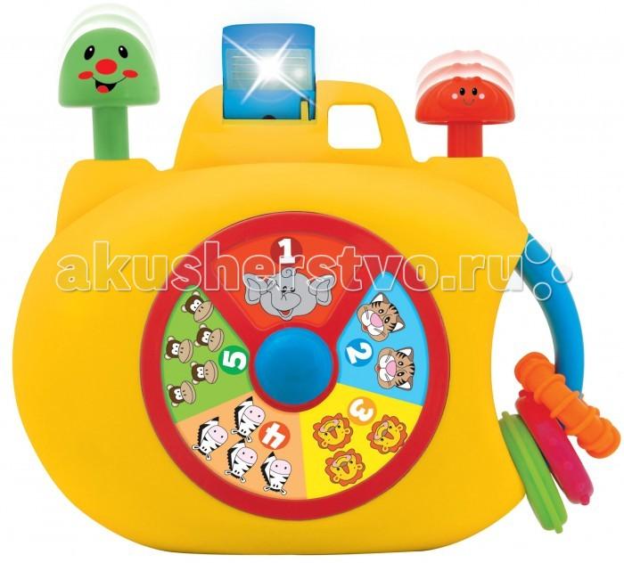 Электронные игрушки Kiddieland Развивающая игрушка Забавная камера kiddieland развивающая игрушка моя первая субмарина