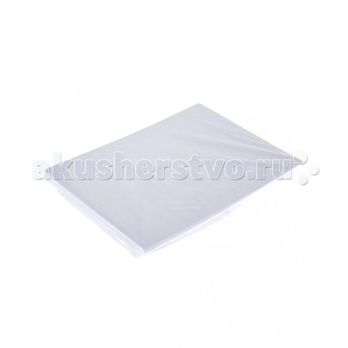 Постельные принадлежности , Простыни Hippychick Непромокаемая простынка двусторонняя 100х150 см арт: 293746 -  Простыни