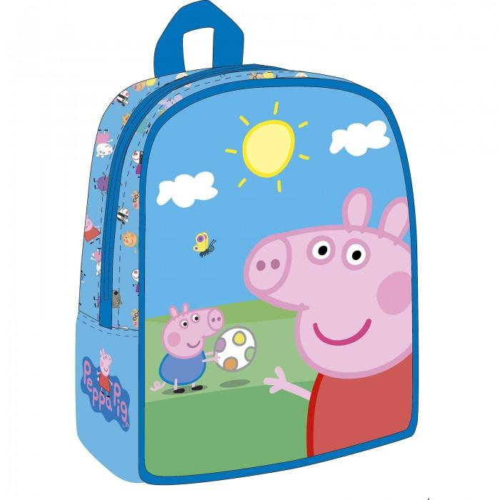 Сумки для детей Свинка Пеппа (Peppa Pig) Рюкзачок дошкольный средний 32043 набор игровой peppa pig 10 см