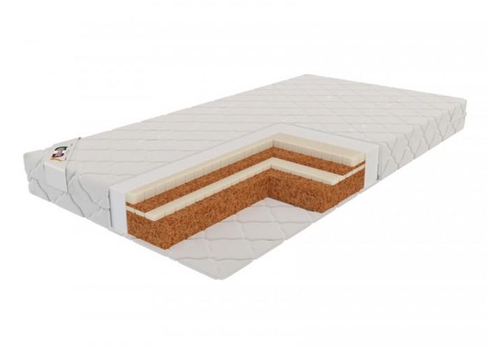 Матрас Vikalex Флоренция 125х65 смФлоренция 125х65 смДетский матрас Vikalex Флоренция 125х65 см является отличным примером хорошо продуманной структуры изделия и достойного качества.  Особенности: Матрас Vikalex Флоренция состоит из листов латексированной койры и бамбукового волокна При этом, с одной стороны монолитная плита из волокна толще и ближе к поверхности, с другой – больше латекса. Это позволяет обеспечить разную жесткость сторонам матраса В простонародье это называют матрасы со сторонами «зима-лето» Чехол из бамбуковой ткани – природный антисептик, мгновенно впитывает влагу Экологичные материалы. Размеры и материал: Размер: 125 х 65 х 12 см Латексированная кокосовая койра: 10 мм Нетканый материал Airotek: 100 мм Анатомический латекс: 10 мм Латексированная кокосовая койра: 60 мм Съемный чехол на молнии, вентилируемый, с системой антиклещ, специальной пропиткой Aloe Vera (ткань StressFree) Беспружинный Сертификат РСТ / Европейский сертификат соответствия СЕ.<br>