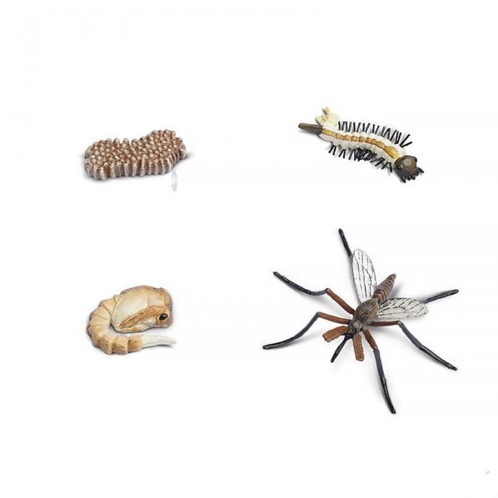 цена Игровые наборы Safari Ltd. Набор Жизненный цикл комара онлайн в 2017 году