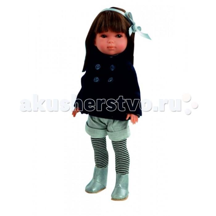 Куклы и одежда для кукол Vestida de Azul Карлотта брюнетка с челкой Осень Pret-a-porte
