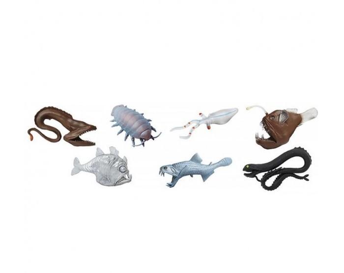 Игровые наборы Safari Ltd. Набор Глубоководные существа 7 шт., Игровые наборы - артикул:294583