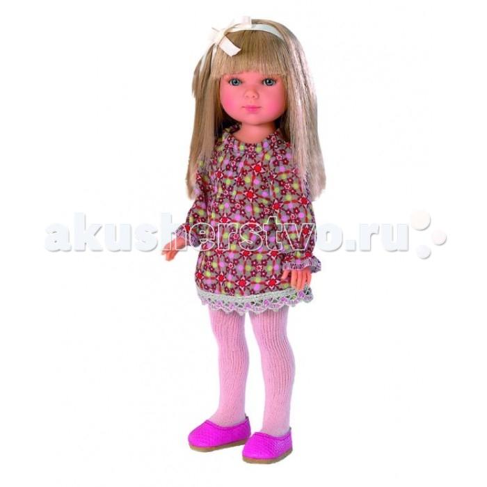 Купить Куклы и одежда для кукол, Vestida de Azul Карлотта блондинка с челкой Весна Бохо Шик
