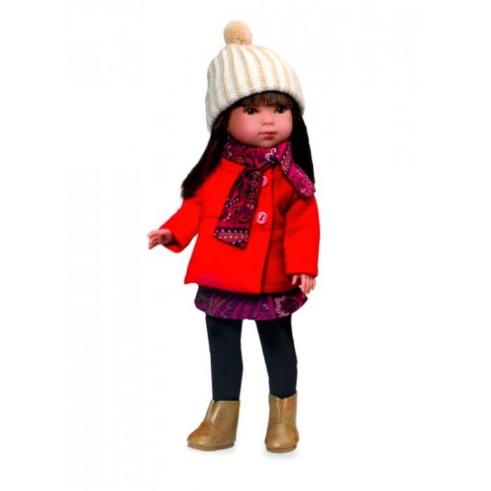 Купить Куклы и одежда для кукол, Vestida de Azul Карлотта брюнетка с челкой Зима Pret-a-porte