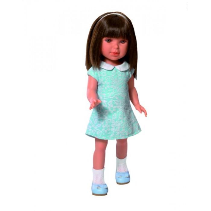 где купить Куклы и одежда для кукол Vestida de Azul Паулина брюнетка с челкой Лето Оксфорд дешево