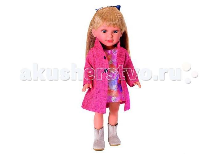 Куклы и одежда для кукол Vestida de Azul Паулина блондинка с челкой Весна Москва