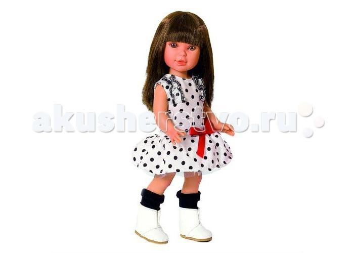 Куклы и одежда для кукол Vestida de Azul Паулина брюнетка с челкой Весна Техас