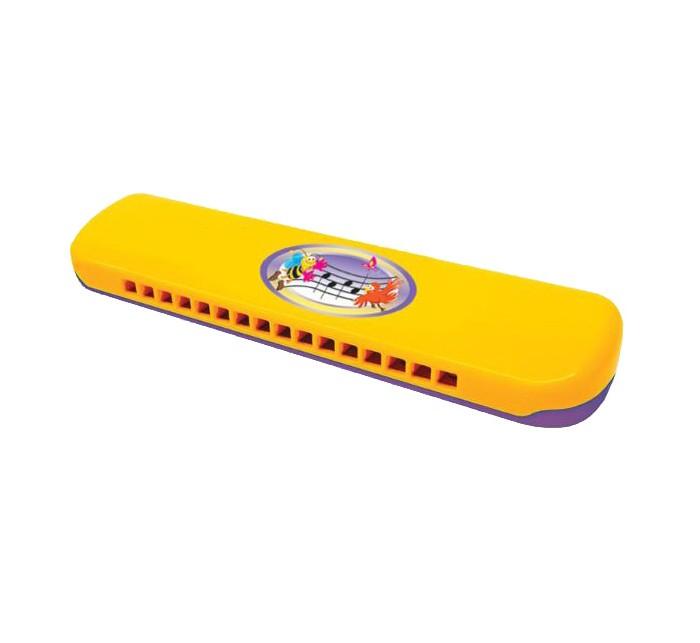 Музыкальные игрушки Kiddieland Губная гармошка музыкальные игрушки