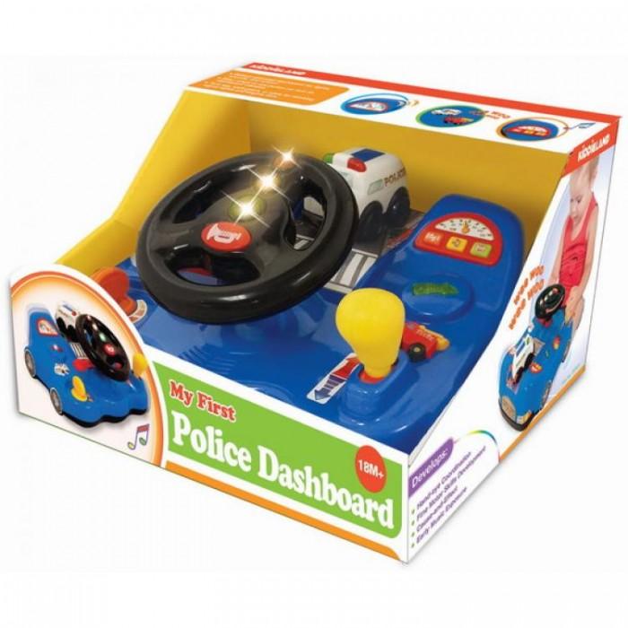 Kiddieland Развивающий центр ВодительРазвивающий центр ВодительKiddieland Развивающий центр Водитель. Восхитительный центр, наполненный различными игровыми функциями! Поверните ключ, чтобы услышать звук зажигания, переключайте передачи, чтобы увидеть, как зажигаются светофоры, и услышать звук разгона. Руль для управления маленькой машинкой на освещенной трассе. Кнопки в виде машинок издают соответствующие звуки. Нажмите, чтобы услышать веселые мелодии, настоящий звук гудка или увидеть мигающие сигнальные огни.<br>