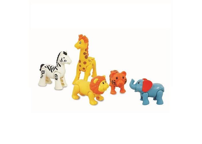 Развивающие игрушки Kiddieland Мир сафари развивающие игрушки playgo сафари парк