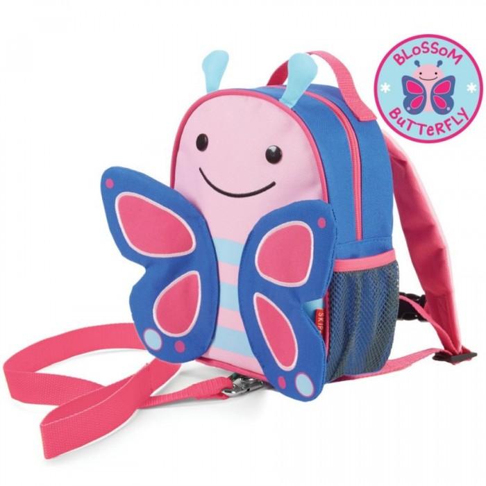 Сумки для детей Skip-Hop Рюкзак детский с поводком Бабочка ивлева и млодик и и др консультирование родителей в дет саду возраст особенности детей