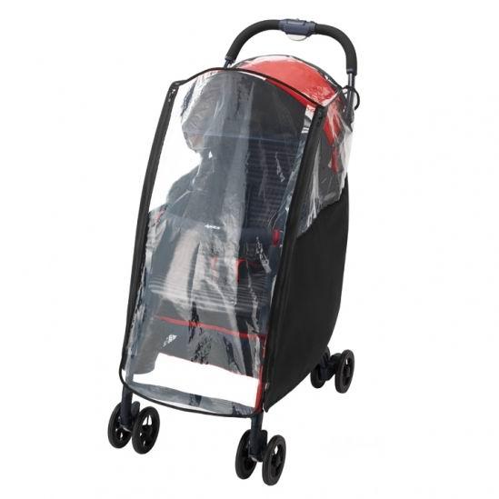 Дождевик Aprica для колясок Magical Airдля колясок Magical AirДождевик Aprica для колясок Magical Air. Удобный и незаменимый дождевик для колясок станет приятным дополнением к Вашей коляске, который надежно защитит Ваших малышей от дождя и непогоды, создавая дополнительный комфорт вашему малышу, а Вам спокойствие!  Материалы: основной материал - полиэтилен, кант - 100% полиэстер  Особенности: необходимый аксессуар для колясок Aprica Magical Air быстро устанавливается и легко снимается надежно защищает ребенка от пыли, дождя и снега.<br>