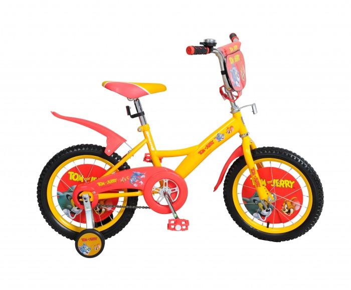Двухколесные велосипеды Navigator Том и Джерри Kite-тип 16 двухколесные велосипеды navigator super hero girls 16