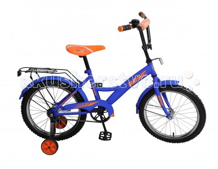 Двухколесные велосипеды Navigator Basic Kite-тип 18 велосипед двухколесный navigator superman 16