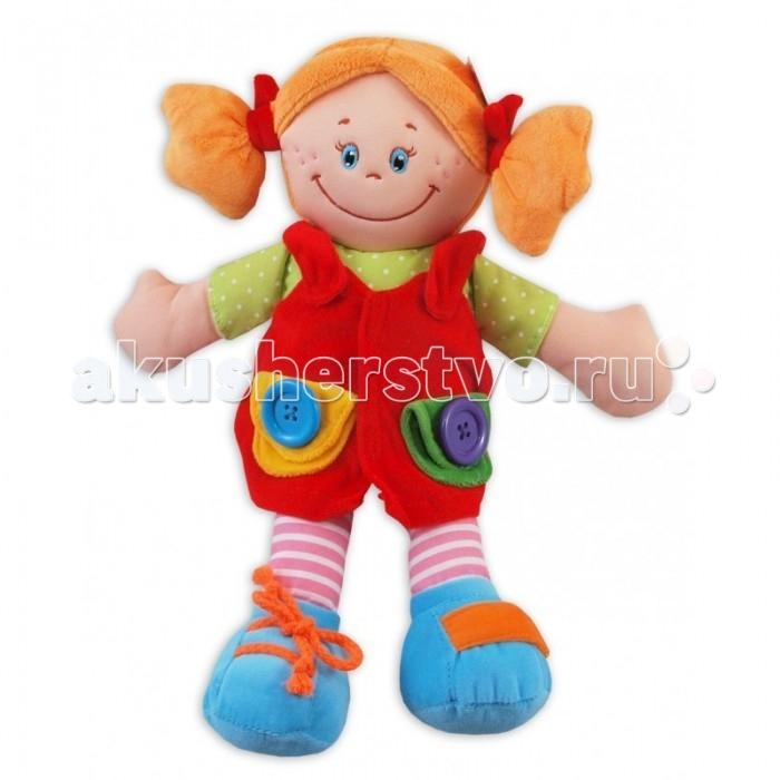 Мягкие игрушки Baby Mix Кукла Девочка 8081-38Е кукла reborn baby dolls gloria lifelike baby doll