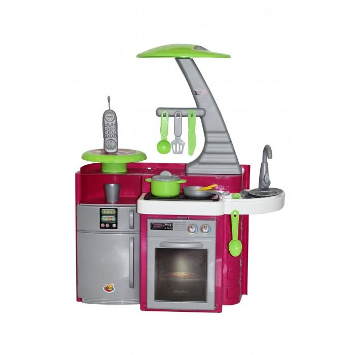 Ролевые игры Coloma Набор кухня с аксессуарами Laura coloma y pastor набор кухня laura с варочной панелью в коробке