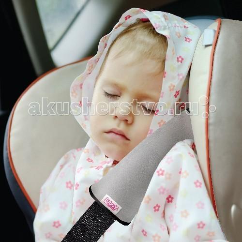 Аксессуары для автомобиля Lubby Накладка на автомобильный ремень безопасности