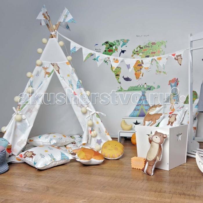 Палатки-домики VamVigvam Вигвам Forest Party