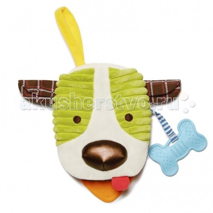 Книжки , Книжки-игрушки Skip-Hop Развивающая игрушка Книжка-собака арт: 296776 -  Книжки-игрушки
