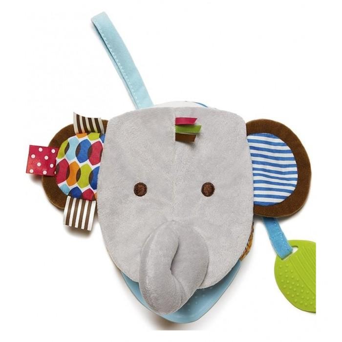 Книжки-игрушки Skip-Hop Развивающая игрушка Книжка-слон, Книжки-игрушки - артикул:296782