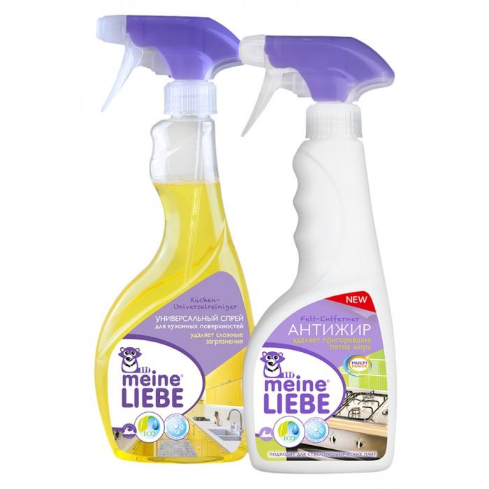 Детские моющие средства Meine Liebe Промонабор Уборка 2 средство для удаления жира astonish 750 мл