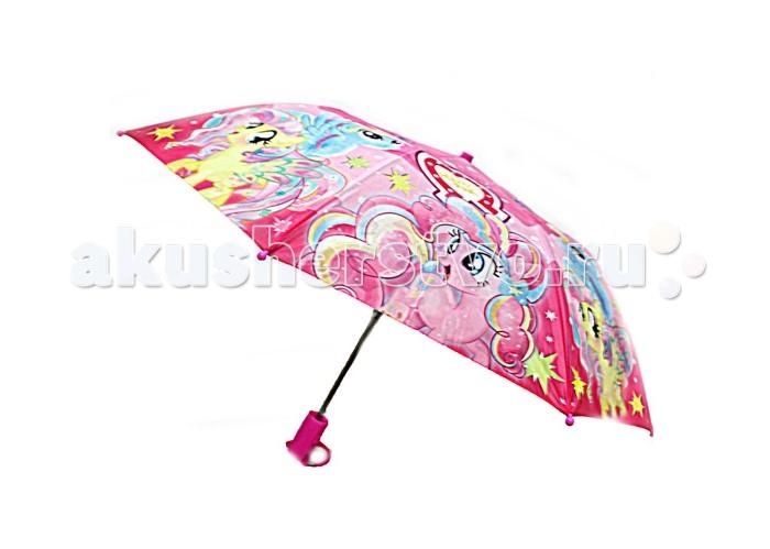 Детские зонтики Disney Зонт-трость Моя маленькая Пони disney детский зонт трость disney холодное сердце viola