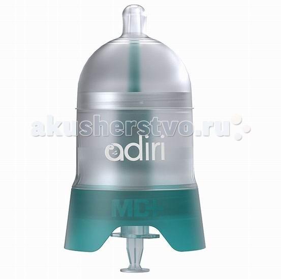Аксессуары для кормления , Бутылочки Adiri с системой подачи лекарств для грудничка MD+ арт: 29752 -  Бутылочки