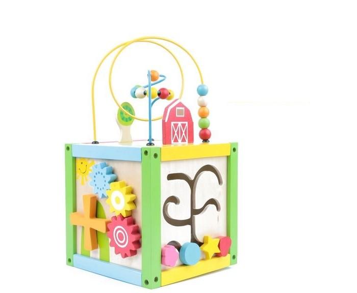 Деревянная игрушка Edufun Развивающий КубРазвивающий КубEdufun Деревянная игрушка Развивающий Куб доставит много радости Вашему малышу.   Все детали игрушки в безопасном исполнении, дерево тщательно обработано. Игрушка развивает мелкую моторику рук, воображение и фантазию малыша.<br>
