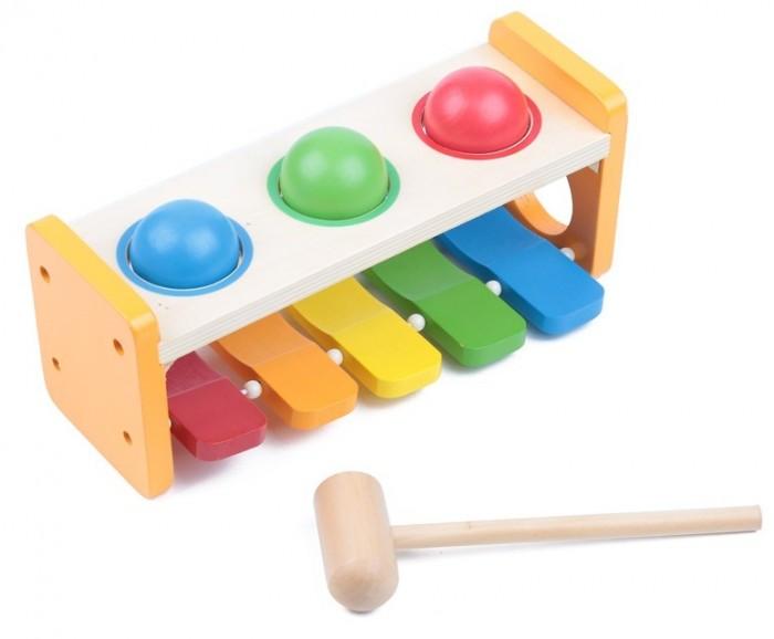 Деревянная игрушка Edufun Ксилофон