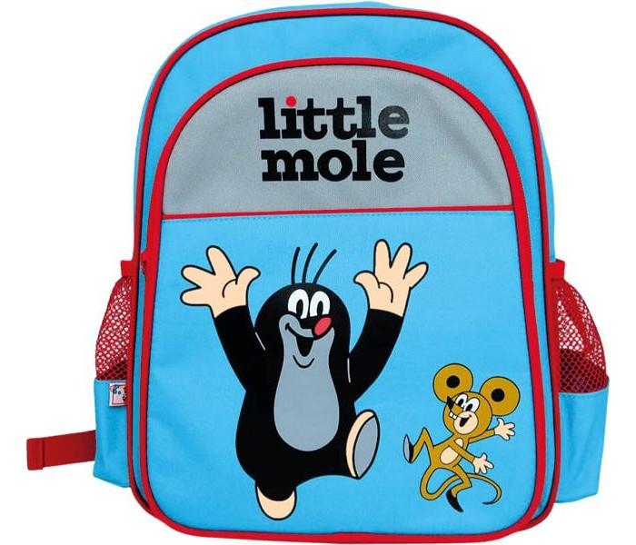 Bino Рюкзак Little MoleРюкзак Little MoleBino Рюкзак Little Mole - на рюкзаке мягкие регулируемые лямки. За счет небольших размеров удобный при перемещении на машине. Содержит большой отсек, куда малыш сможет положить свои игрушки. Выполнен из прочной высококачественной безопасной ткани.<br>