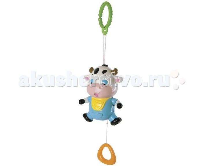 Подвесные игрушки Жирафики Музыкальная Бычок Тофи авто бычок термо бутка