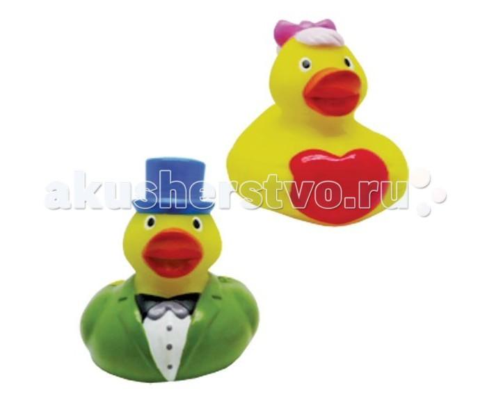 Игрушки для ванны Жирафики Набор для купания Уточки игрушки для ванны игруша набор для ванны уточки