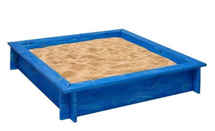 Paremo Песочница деревянная Одиссей
