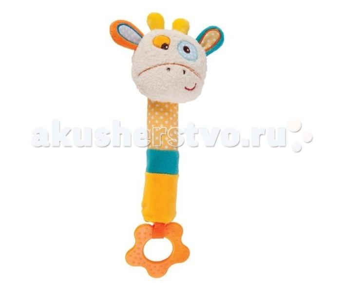 где купить Прорезыватели Жирафики Пищалка Жирафик Дэнни по лучшей цене