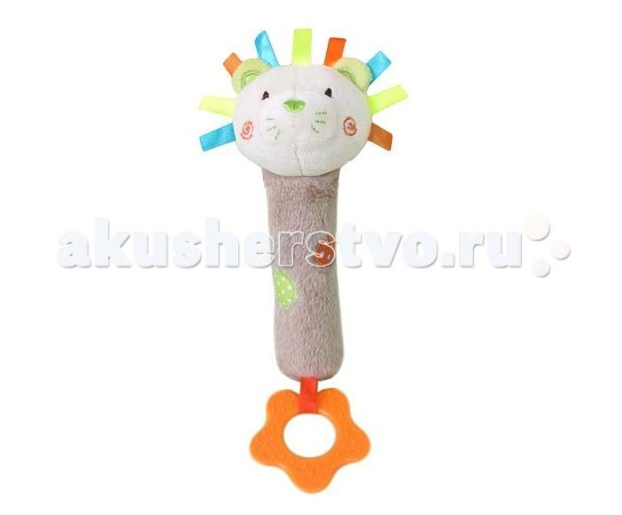 Прорезыватели Жирафики Пищалка Львенок Леси жирафики игрушка подвеска львенок 93929