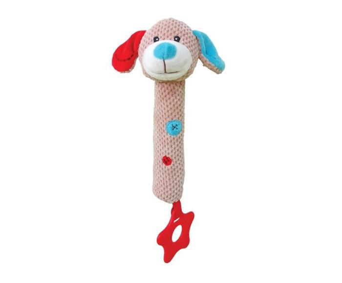 жирафики развивающая игрушка собачка батарейки не включены Прорезыватели Жирафики Пищалка Собачка Билли