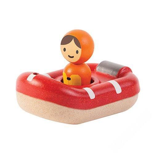 Деревянная игрушка Plan Toys Катер береговой охраны