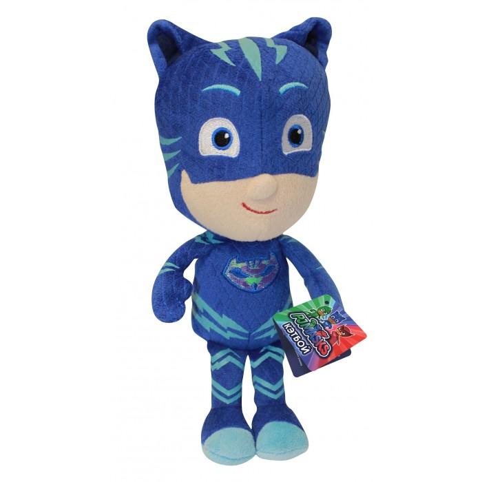 Мягкие игрушки Герои в масках (PJ Masks) Кэтбой 20 см фигурки игрушки pj masks фигурка кэтбой тм герои в масках 8 см