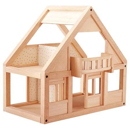 Купить Деревянная игрушка Plan Toys Кукольный дом в интернет магазине. Цены, фото, описания, характеристики, отзывы, обзоры
