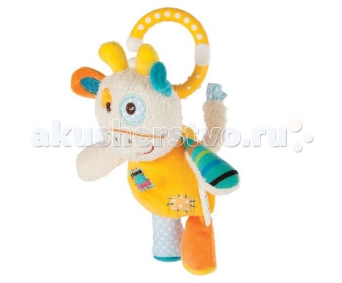 где купить Подвесные игрушки Жирафики с вибрацией Жирафик Дэнни 939368 по лучшей цене