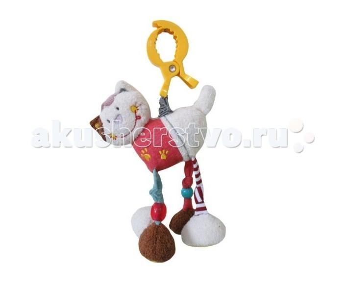 Подвесные игрушки Жирафики с вибрацией Кошечка Мими 939468 цена