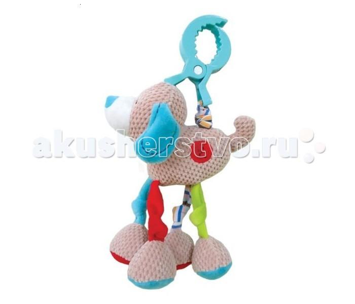Подвесные игрушки Жирафики с вибрацией Собачка Билли