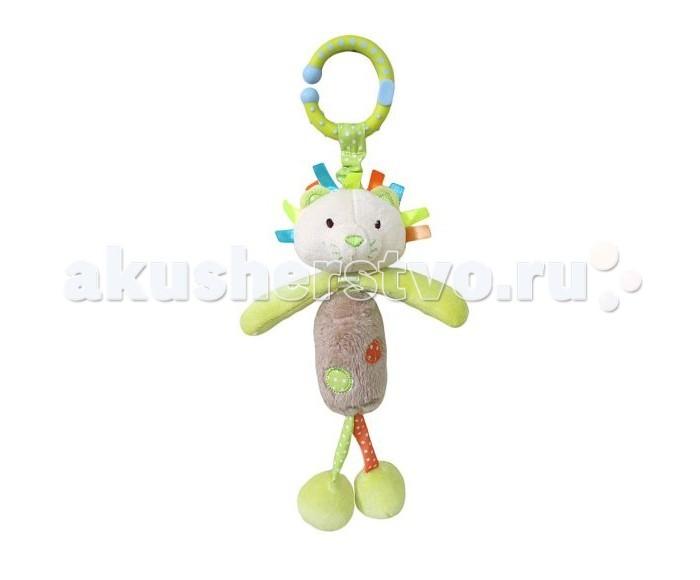 Подвесные игрушки Жирафики с колокольчиком Львенок Леси игрушка подвеска акробат хрюнтик с колокольчиком