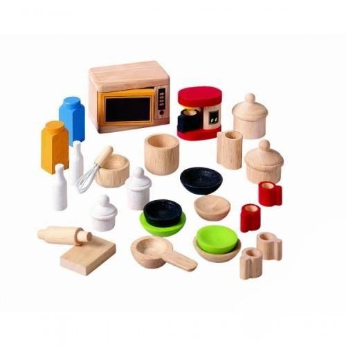 Деревянная игрушка Plan Toys Аксессуары для кухни