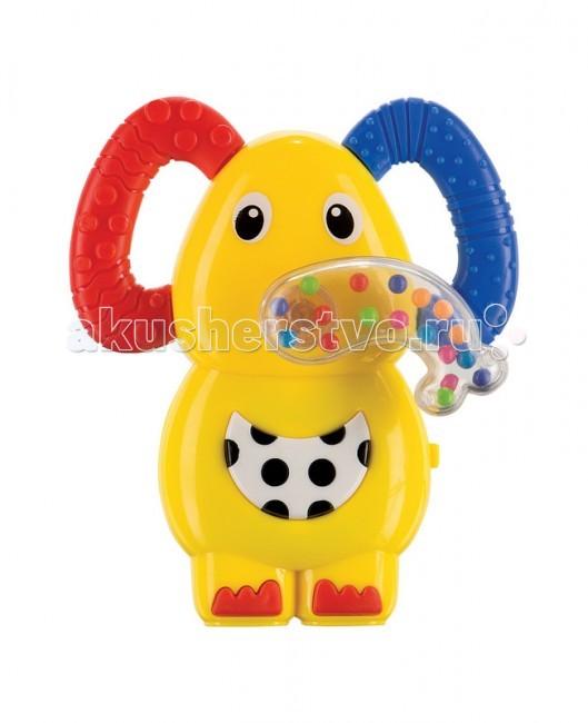 Погремушки Happy Baby прорезыватель Jumbo прорезыватели happy baby музыкальная погремушка прорезыватель слоненокjumbo