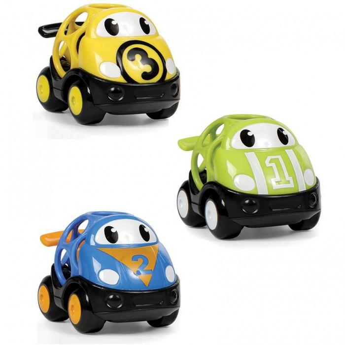 Машины Oball Машинки Только Вперед Гонка 3 шт.