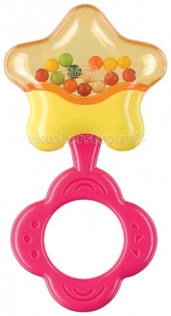 Погремушки Happy Baby Starlet happy baby погремушка прорезыватель музыкальная от 3 мес